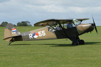 G-BLMI @ EGBK - Visitor to the 2009 Sywell Revival Rally