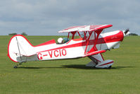 G-VCIO @ EGBK - Visitor to the 2009 Sywell Revival Rally