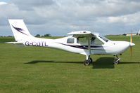 G-CDTL @ EGBK - Visitor to the 2009 Sywell Revival Rally