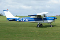 G-OJVH @ EGBK - Visitor to the 2009 Sywell Revival Rally