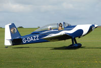 G-DAZZ @ EGBK - Visitor to the 2009 Sywell Revival Rally