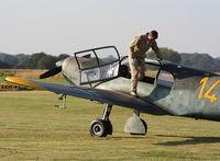G-ETME @ EGCV - 108 Flying Group - by Chris Hall