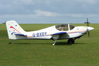 G-BXDY @ EGBK - Visitor to the 2009 Sywell Revival Rally