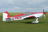 G-PWUL @ EGBK - Visitor to the 2009 Sywell Revival Rally