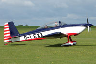 G-LEXX @ EGBK - Visitor to the 2009 Sywell Revival Rally