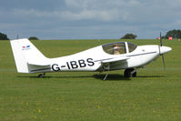 G-IBBS @ EGBK - Visitor to the 2009 Sywell Revival Rally