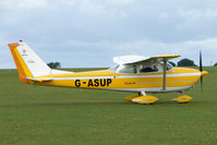 G-ASUP @ EGBK - Visitor to the 2009 Sywell Revival Rally