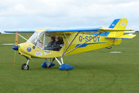 G-SPDY @ EGBK - Visitor to the 2009 Sywell Revival Rally