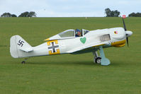 G-CCFW @ EGBK - Visitor to the 2009 Sywell Revival Rally