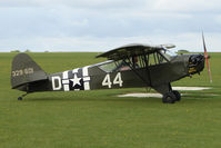 G-AXHR @ EGBK - Visitor to the 2009 Sywell Revival Rally