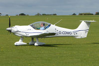G-CDWG @ EGBK - Visitor to the 2009 Sywell Revival Rally