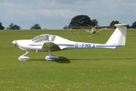 G-FMKA @ EGBK - Visitor to the 2009 Sywell Revival Rally