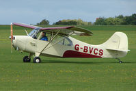 G-BVCS @ EGBK - Visitor to the 2009 Sywell Revival Rally