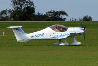 G-NONE @ EGBK - Visitor to the 2009 Sywell Revival Rally