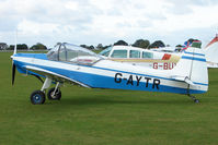 G-AYTR @ EGBK - Visitor to the 2009 Sywell Revival Rally