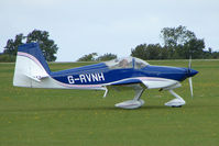 G-RVNH @ EGBK - Visitor to the 2009 Sywell Revival Rally