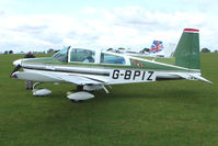 G-BPIZ @ EGBK - Visitor to the 2009 Sywell Revival Rally
