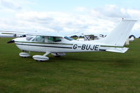 G-BUJE @ EGBK - Visitor to the 2009 Sywell Revival Rally