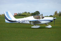 G-SRYY @ EGBK - Visitor to the 2009 Sywell Revival Rally