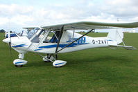 G-ZAVI @ EGBK - Visitor to the 2009 Sywell Revival Rally