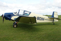 G-BDIH @ EGBK - Visitor to the 2009 Sywell Revival Rally