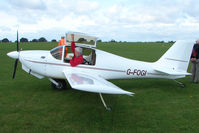 G-FOGI @ EGBK - Visitor to the 2009 Sywell Revival Rally