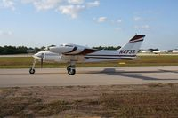 N473S @ LAL - Cessna 310K - by Florida Metal