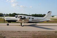 N482ST @ LAL - Piper PA-32R-301T