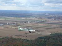 C-FYEN @ CST3 - In flight near Rigaud, Quebec - by Karl Hartlen