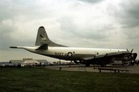 153437 @ GREENHAM - P-3B Orion of Patrol Squadron VP-11 at the 1979 Intnl Air Tattoo at RAF Greenham Common. - by Peter Nicholson