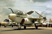 159584 @ GREENHAM - EA-6B Prowler of VAQ-138 on display at the 1979 Intnl Air Tattoo at RAF Greenham Common. - by Peter Nicholson