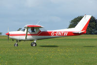 G-ENTW @ EGBK - Visitor to the 2009 Sywell Revival Rally