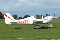 G-CEYK @ EGBK - Visitor to the 2009 Sywell Revival Rally