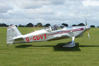 G-CDVT @ EGBK - Visitor to the 2009 Sywell Revival Rally