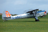 G-AMZT @ EGBK - Visitor to the 2009 Sywell Revival Rally
