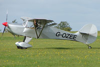 G-OZEE @ EGBK - Visitor to the 2009 Sywell Revival Rally