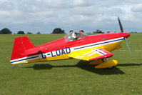 G-LOAD @ EGBK - Visitor to the 2009 Sywell Revival Rally