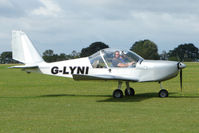 G-LYNI @ EGBK - Visitor to the 2009 Sywell Revival Rally