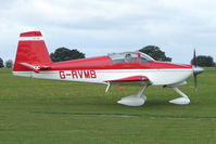 G-RVMB @ EGBK - Visitor to the 2009 Sywell Revival Rally