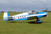 G-AZGA @ EGBK - Visitor to the 2009 Sywell Revival Rally