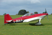 G-BULG @ EGBK - Visitor to the 2009 Sywell Revival Rally