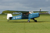 G-BVGT @ EGBK - Visitor to the 2009 Sywell Revival Rally