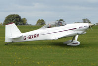 G-BXRV @ EGBK - Visitor to the 2009 Sywell Revival Rally