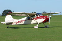G-AORB @ EGBK - Visitor to the 2009 Sywell Revival Rally