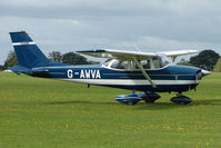 G-AWVA @ EGBK - Visitor to the 2009 Sywell Revival Rally