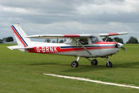 G-BRNK @ EGBK - Visitor to the 2009 Sywell Revival Rally
