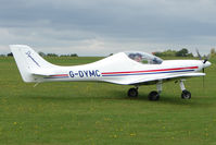 G-DYMC @ EGBK - Visitor to the 2009 Sywell Revival Rally