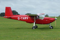 G-YARV @ EGBK - Visitor to the 2009 Sywell Revival Rally