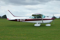 G-BIZF @ EGBK - Visitor to the 2009 Sywell Revival Rally