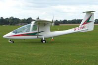 G-CIAO @ EGBK - Visitor to the 2009 Sywell Revival Rally
